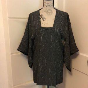 Vintage Japanese Silk Haori